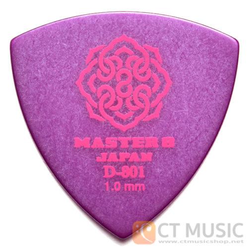 ปิ๊ก Master 8 D801 Triangle Guitar Pick