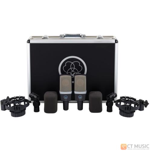 ไมโครโฟน AKG C214 Stereo Set