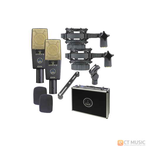ไมโครโฟน AKG C414 XLII Stereo Set