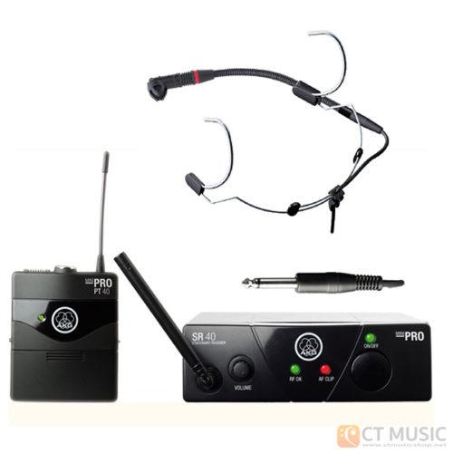 AKG WMS 40 Mini Instrument + AKG C555L