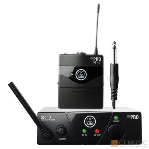 AKG WMS 40 Mini Instrument Set