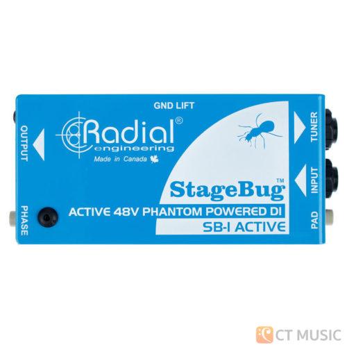 Radial StageBug SB-1 Active DI