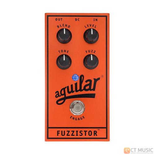 เอฟเฟคเบส Aguilar Fuzzistor Bass Fuzz Pedal