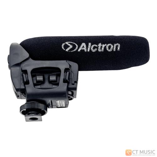 ไมโครโฟนกล้อง Alctron VM-6