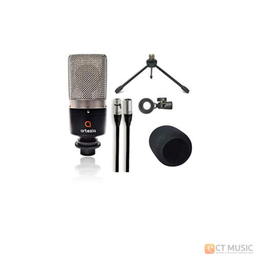 ไมโครโฟน Artesia AMC-10 Condenser Microphone