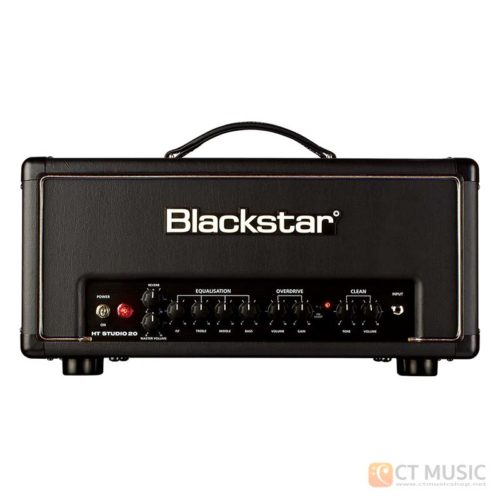 หัวแอมป์กีตาร์ Blackstar HT 20 Head Tube Amp