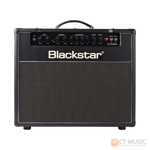 แอมป์กีตาร์ Blackstar HT 40 Club Combo Tube Amp
