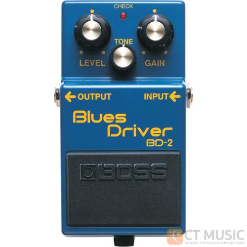 เอฟเฟคกีตาร์ Boss BD-2 Blues Driver