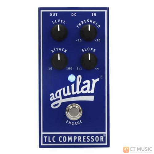 เอฟเฟคเบส Aguilar TLC Compressor Compression Pedal