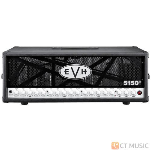 หัวแอมป์กีตาร์ EVH 5150 III 100 watt Head