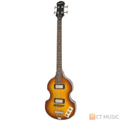 เบสไฟฟ้า Epiphone Viola Bass