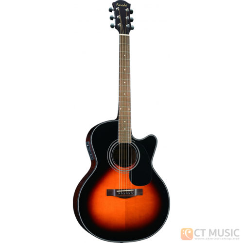 กีตาร์โปร่ง Farida R-21CE Sunburst with Softcase
