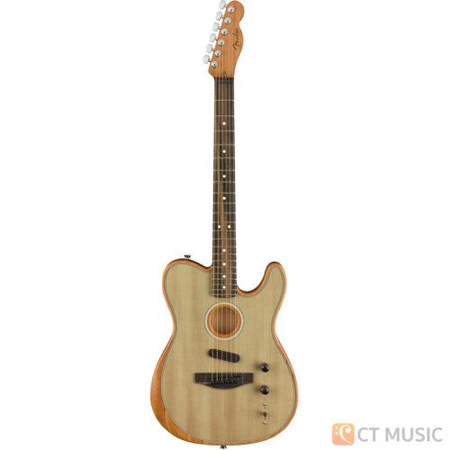 กีตาร์โปร่ง Fender American Acoustasonic Telecaster