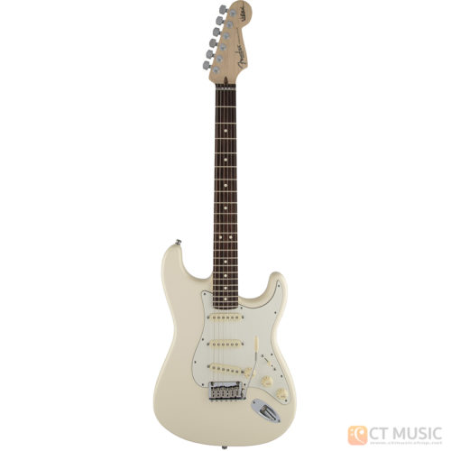 กีตาร์ไฟฟ้าFender Jeff Beck Stratocaster