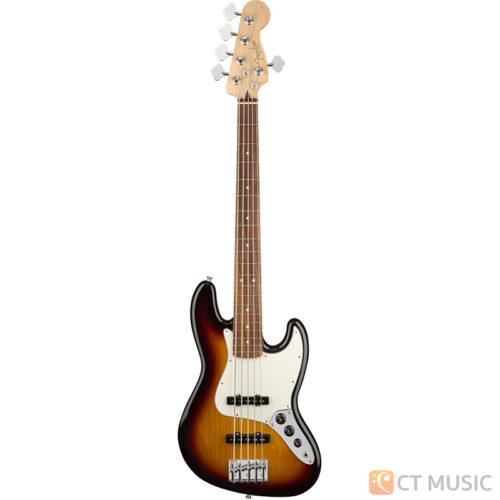 เบสไฟฟ้า Fender Player Jazz Bass V