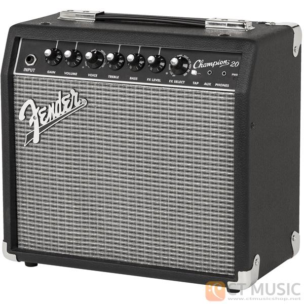 แอมป์กีตาร์ Fender Champion 20
