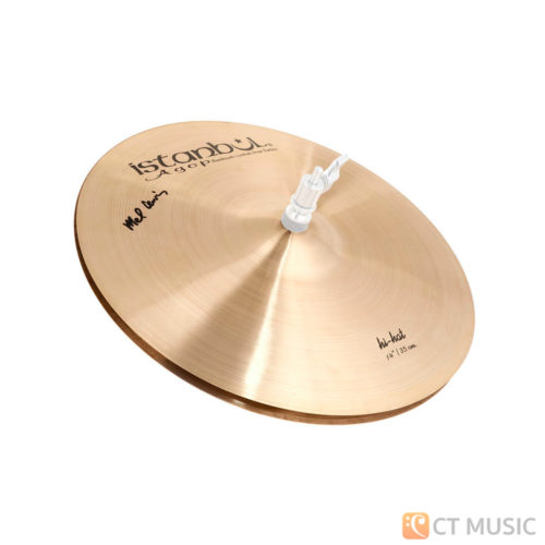"Istanbul Cymbals 14"" MEL LEWIS HH"