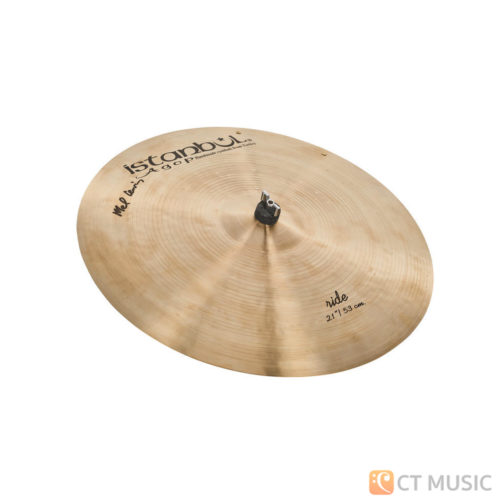 "Istanbul Cymbals 21"" MEL LEWIS RIDE"