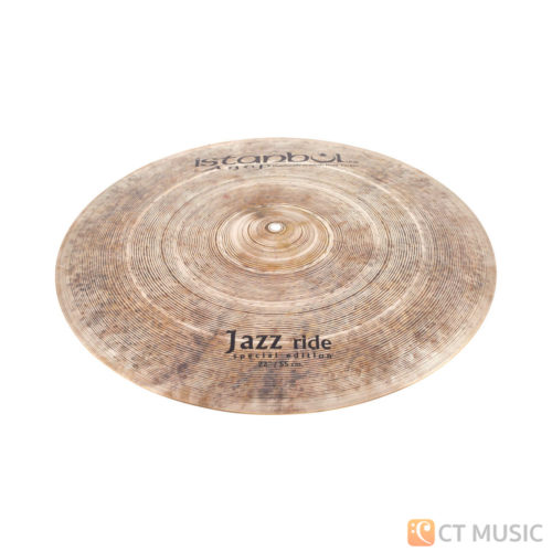 "Istanbul Cymbals 22"" SPECIAL EDITON JAZZ RIDE"