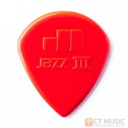ปิ๊ก Jim Dunlop Jazz III Nylon Guitar Pick