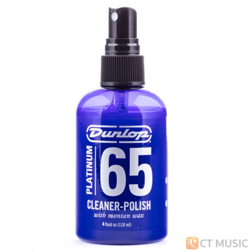 Jim Dunlop Platinum 65 Cleaner-Polish