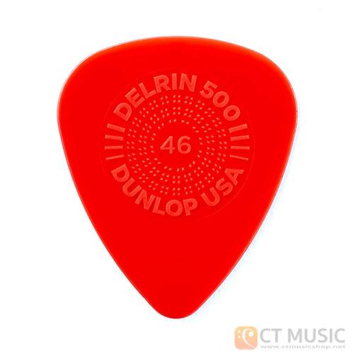 ปิ๊ก Jim Dunlop Prime Grip Delrin 500 Guitar Pick 450P
