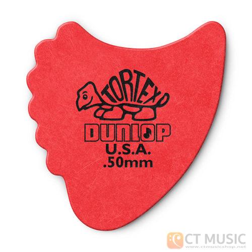 ปิ๊ก Jim Dunlop Tortex Fin Guitar Pick 414R