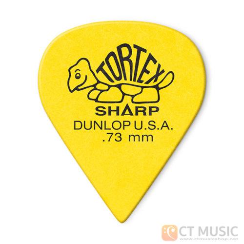 ปิ๊ก Jim Dunlop Tortex Sharp Guitar Pick 412R