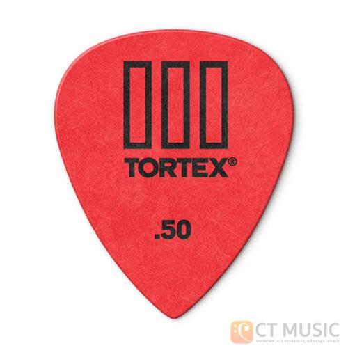 ปิ๊ก Jim Dunlop Tortex T III Guitar Pick 462R