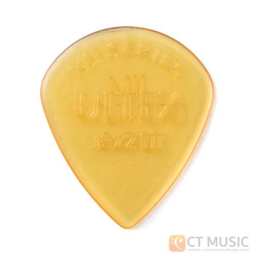 ปิ๊ก Jim Dunlop Ultex Jazz III XL Guitar Pick 427RXL