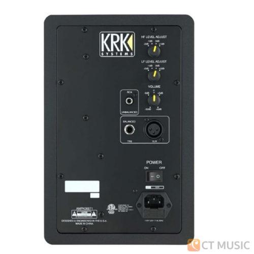 ลำโพงมอนิเตอร์ KRK Classic CL5G3 ( Pair )