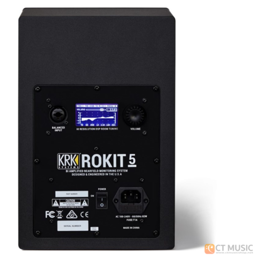 ลำโพงมอนิเตอร์ KRK RP5G4 Rokit 5 Gen 4 ( Pair )