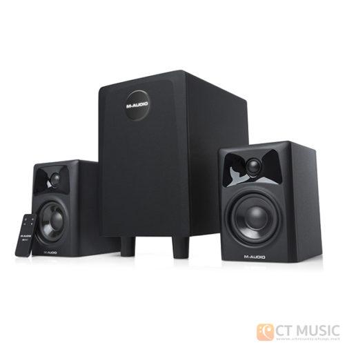 ลำโพงมอนิเตอร์ M-Audio AV32.1 ( Pair )