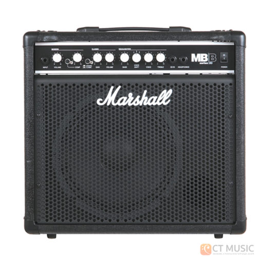 แอมป์เบส Marshall MB30