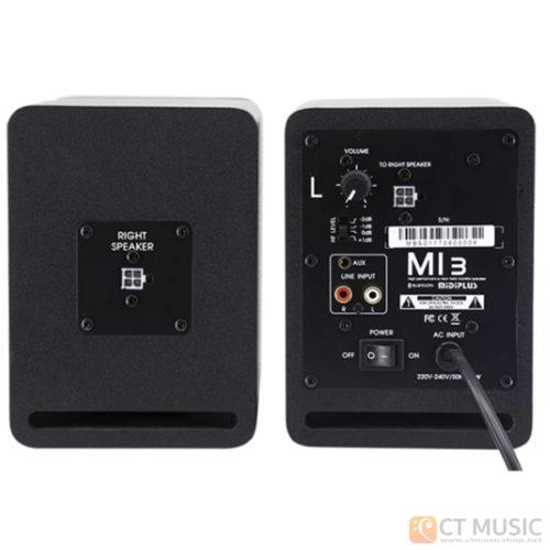 ลำโพงมอนิเตอร์ Midiplus MI3 with Bluetooth ( Pair )