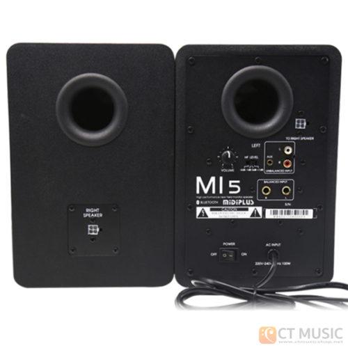 ลำโพงมอนิเตอร์ Midiplus MI5 with Bluetooth ( Pair )