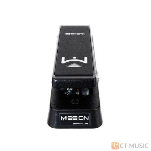 เอฟเฟคกีตาร์ Mission Engineering EP1-L6 Black Expression Pedal for Line 6