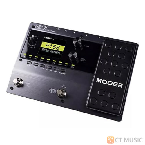 Mooer GE150 Guitar Multi-Effects