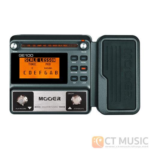 เอฟเฟคกีตาร์ Mooer GE100 - Guitar Multi-Effects