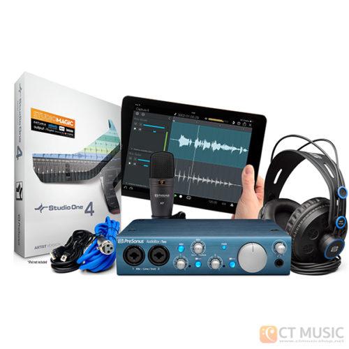 PreSonus AudioBox iTwo Studio