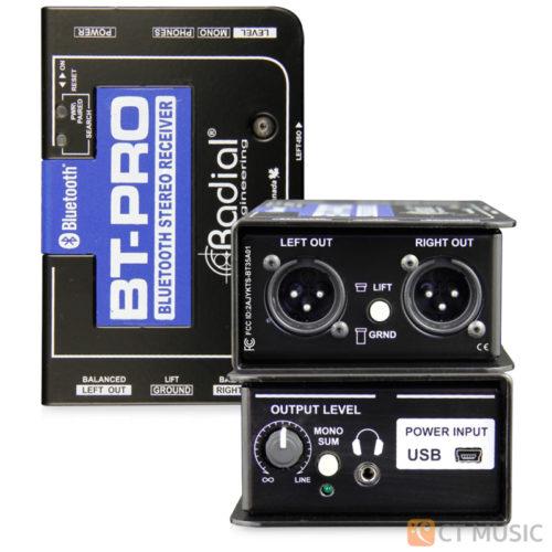 Radial BT-Pro Bluetooth DI