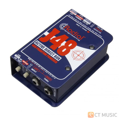 Radial J48 Active DI