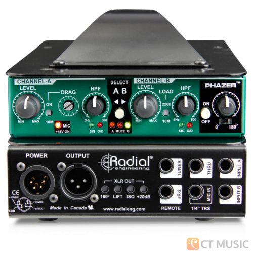 Radial JDV MK5 Super DI
