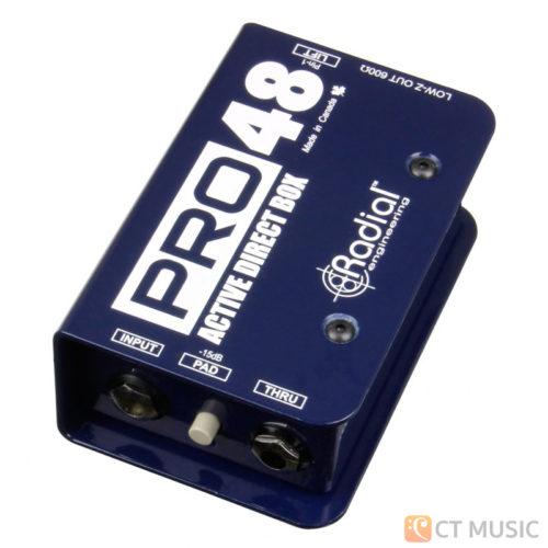 Radial Pro48 Active DI
