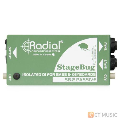 Radial StageBug SB-2 Passive DI