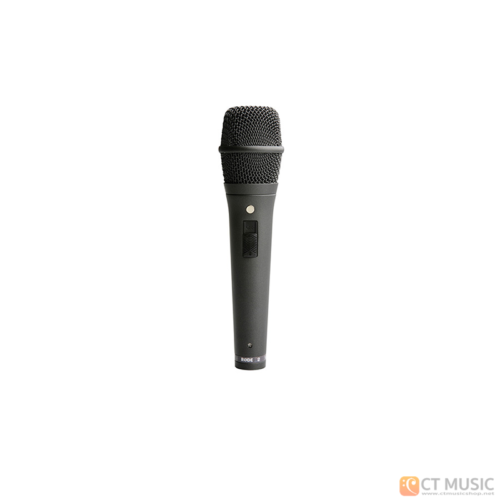 ไมโครโฟน Rode M2 super cardoid condencer microphone