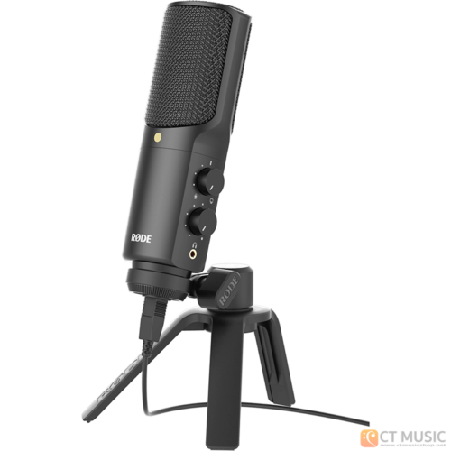 ไมโครโฟน Rode NT-USB Condencer Studio Microphone