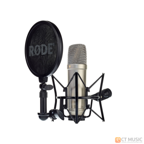 ไมโครโฟน Rode NT1-A Condencer Studio Microphone