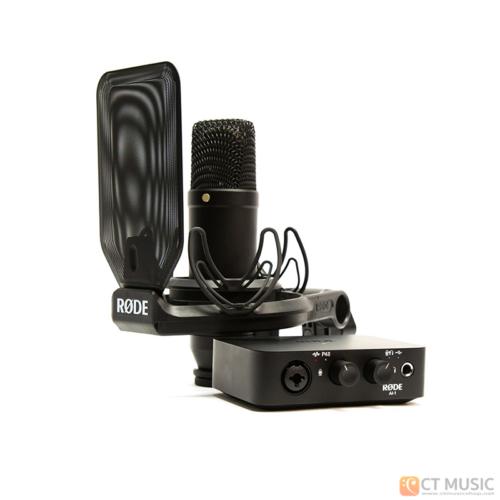 Rode NT1/Ai1 Kit Complete Studio Set