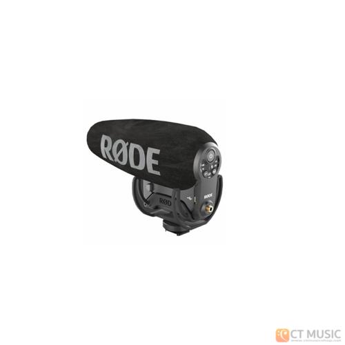 ไมโครโฟน Rode VideoMic Pro+